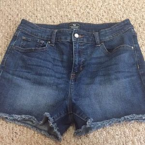 GAP Factory High Rise Cut Off Short Size 29